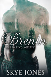 Book Cover: Brenin: Fae Dating Agency 1