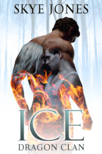 Book Cover: Ice: Dragon Clan