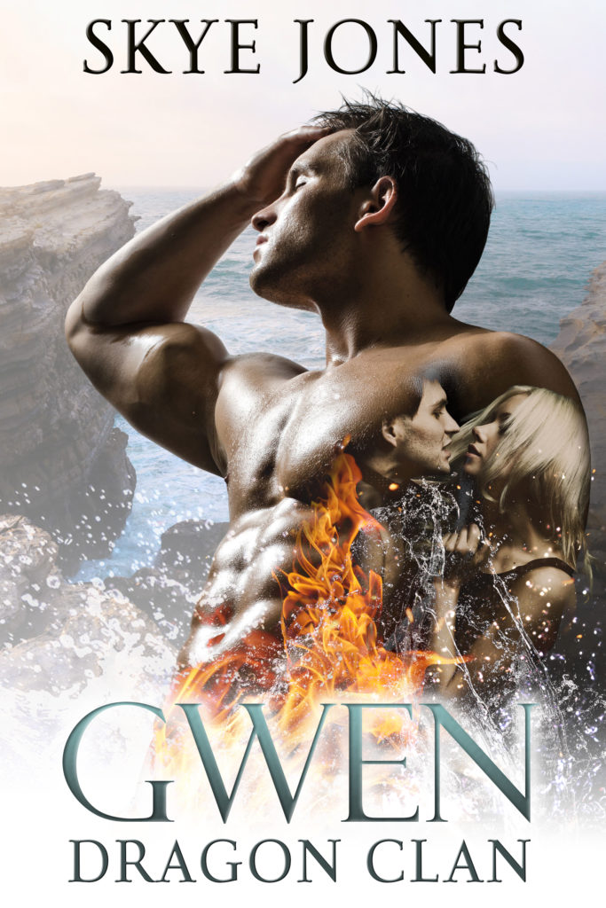 Book Cover: Gwen: Dragon Clan