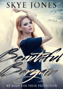Book Cover: Beautiful Bargain (Desolate Lands Book Three)