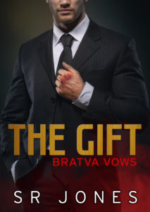 Book Cover: The Gift: Bratva Vows, Book One