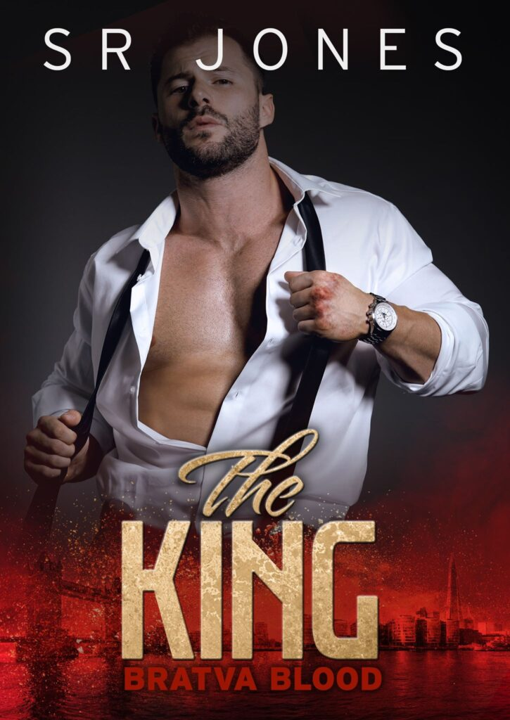 Book Cover: THE KING
