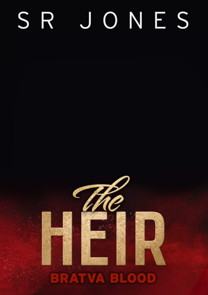 Book Cover: THE HEIR