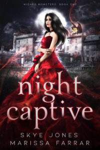 Book Cover: Night Captive