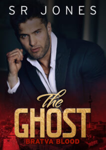 Book Cover: THE GHOST [BRATVA BLOOD NOVELLA]