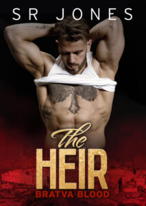 Book Cover: THE HEIR [BRATVA BLOOD BOOK 4]