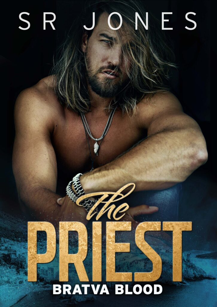 Book Cover: THE PRIEST